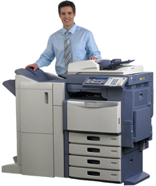 man-at-copier